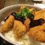 味噌カツ丼 海へ
