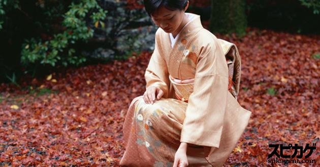 秋といえば紅葉!