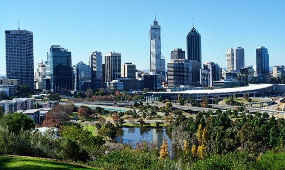オーストラリアの留学先として人気のパース